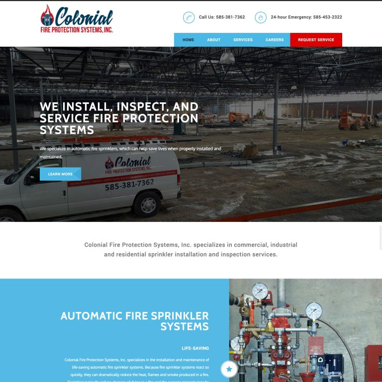Colonial Fire Protection Systems