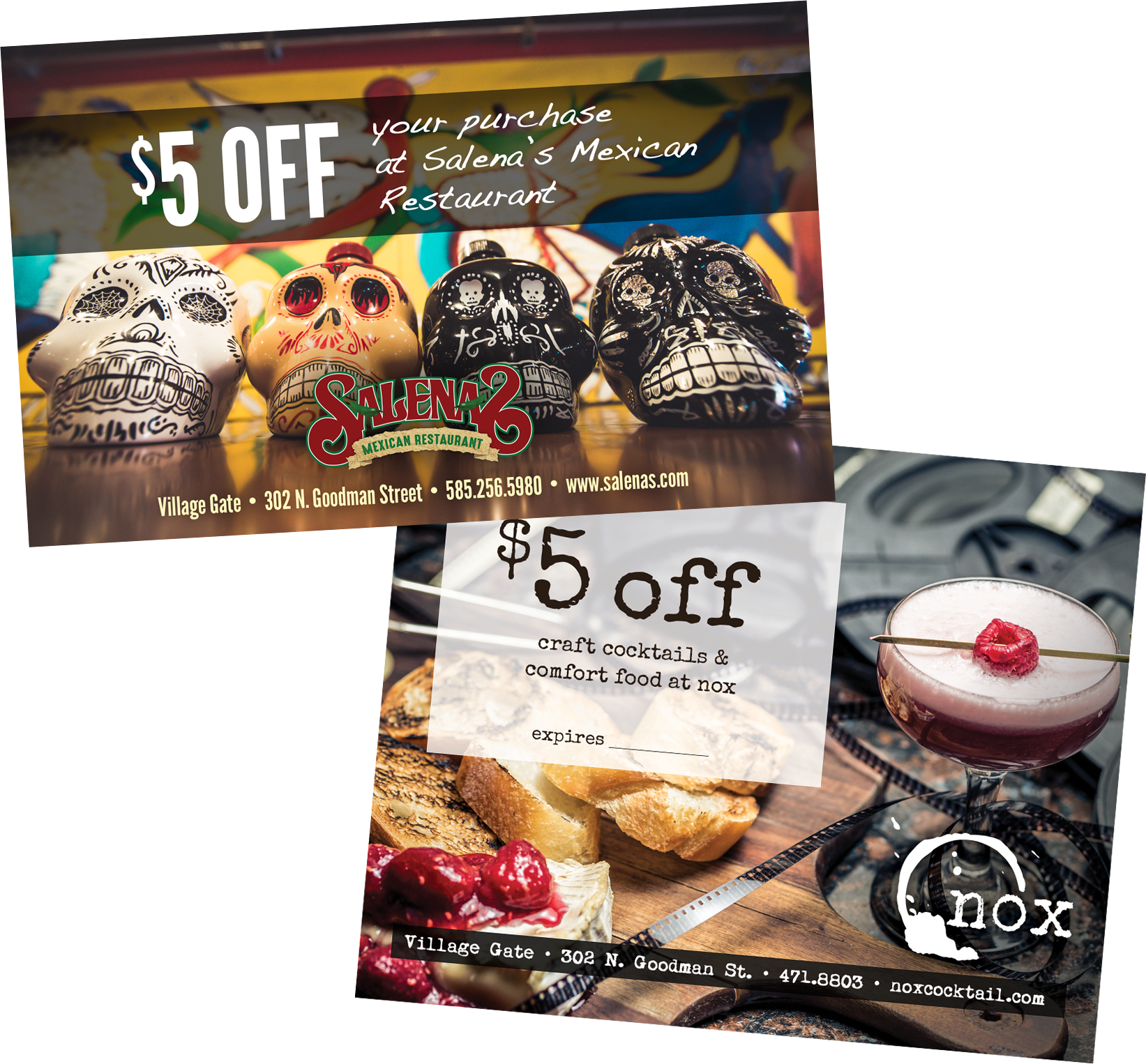 Coupon & Ad Design